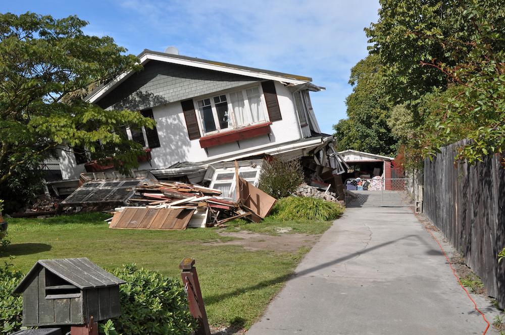 earthquake insurance Columbia, MO